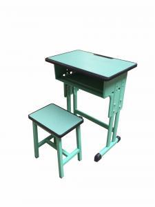 双腿升降式课桌凳